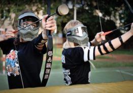 Nowy sport – Archery Games Poland